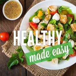 Weekly Healthy Menu Plan Subscription