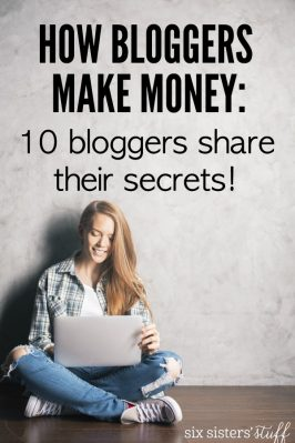 How Bloggers Make Money – 10 Blogging Income Reports