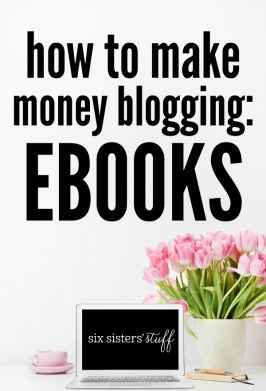 How To Make Money Blogging: eBooks