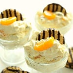 Mandarin Orange Cookie Salad on SixSistersStuff