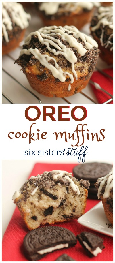 Oreo Cookie Muffins 2