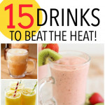 15 delicious drinks to help keep you cool this summer from SixSistersStuff.com