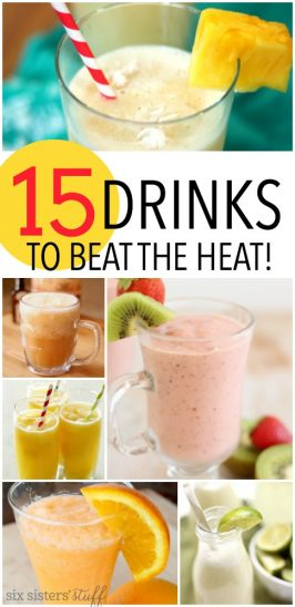 15 Delicious Drinks to Keep You Cool This Summer