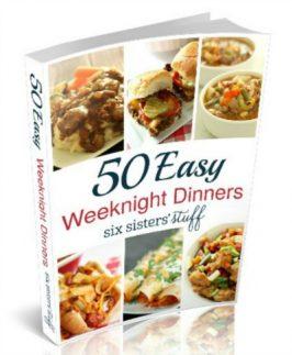 50 easy weeknight dinners 2