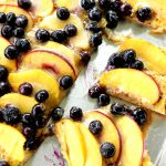 Blueberry Peach Breakfast Pastry Six Sisters' Stuff