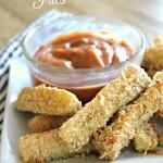 Crispy Zucchini Fries 1