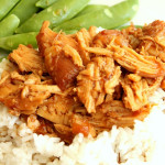 Crockpot Teriyaki Chicken from Six Sisters Stuff