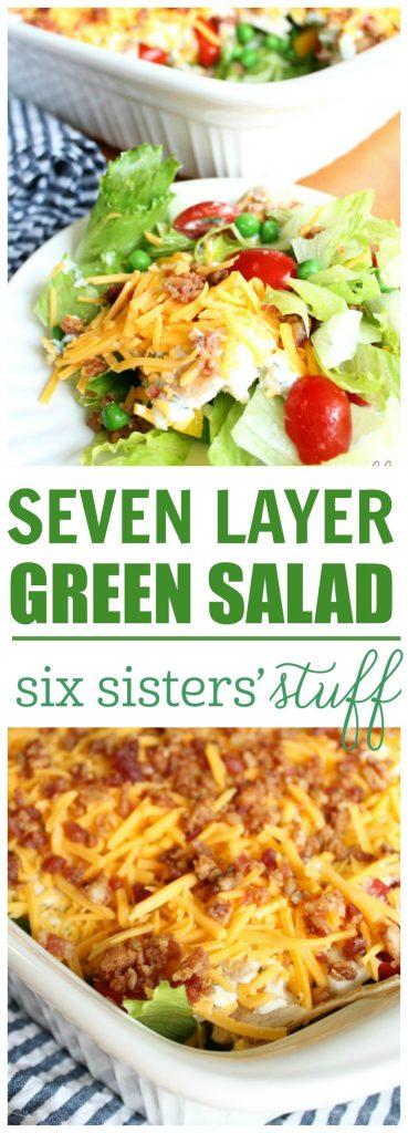 Green Salad 5