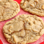 Jumbo Toffee Cookies 2