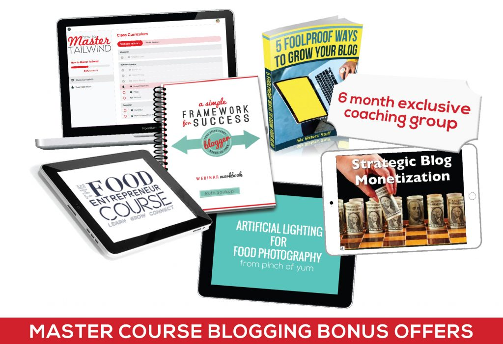 Master Pinterest Bonus Offers