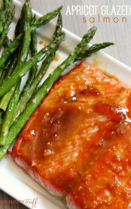 8d80f59521a1 3 Ingredient BBQ Baked Salmon Recipe