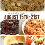 weekly menu plan august 15 21