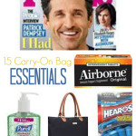 15 Carry On Bag Essentials