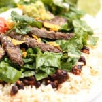 Cafe Rio Copycat Steak Salad