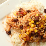 Slow Cooker Mango Chicken