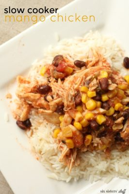 Slow Cooker Mango Chicken Recipe