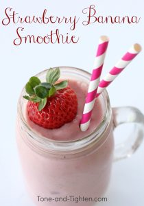 Strawberry-Banana-Smoothie-Recipe-Healthy