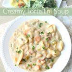 Tortellini Soup 1
