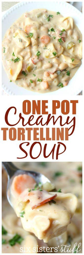 Tortellini Soup 6