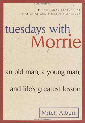TuesdayswithMorrie