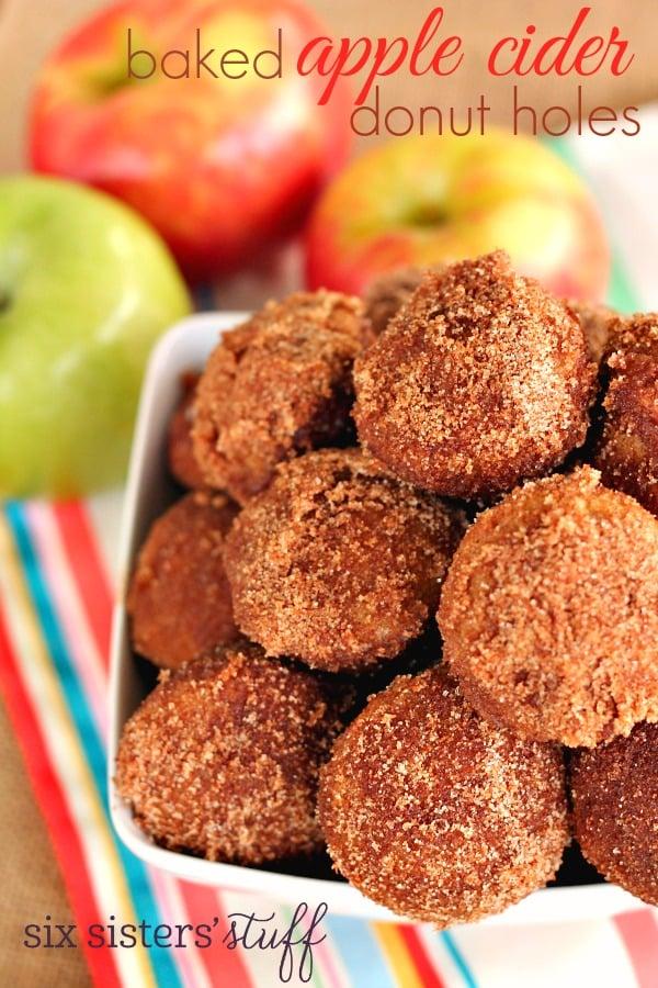 Baked-Apple-Cider-Donut-Holes