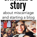 Camille's story - Stiry and SixSistersStuff