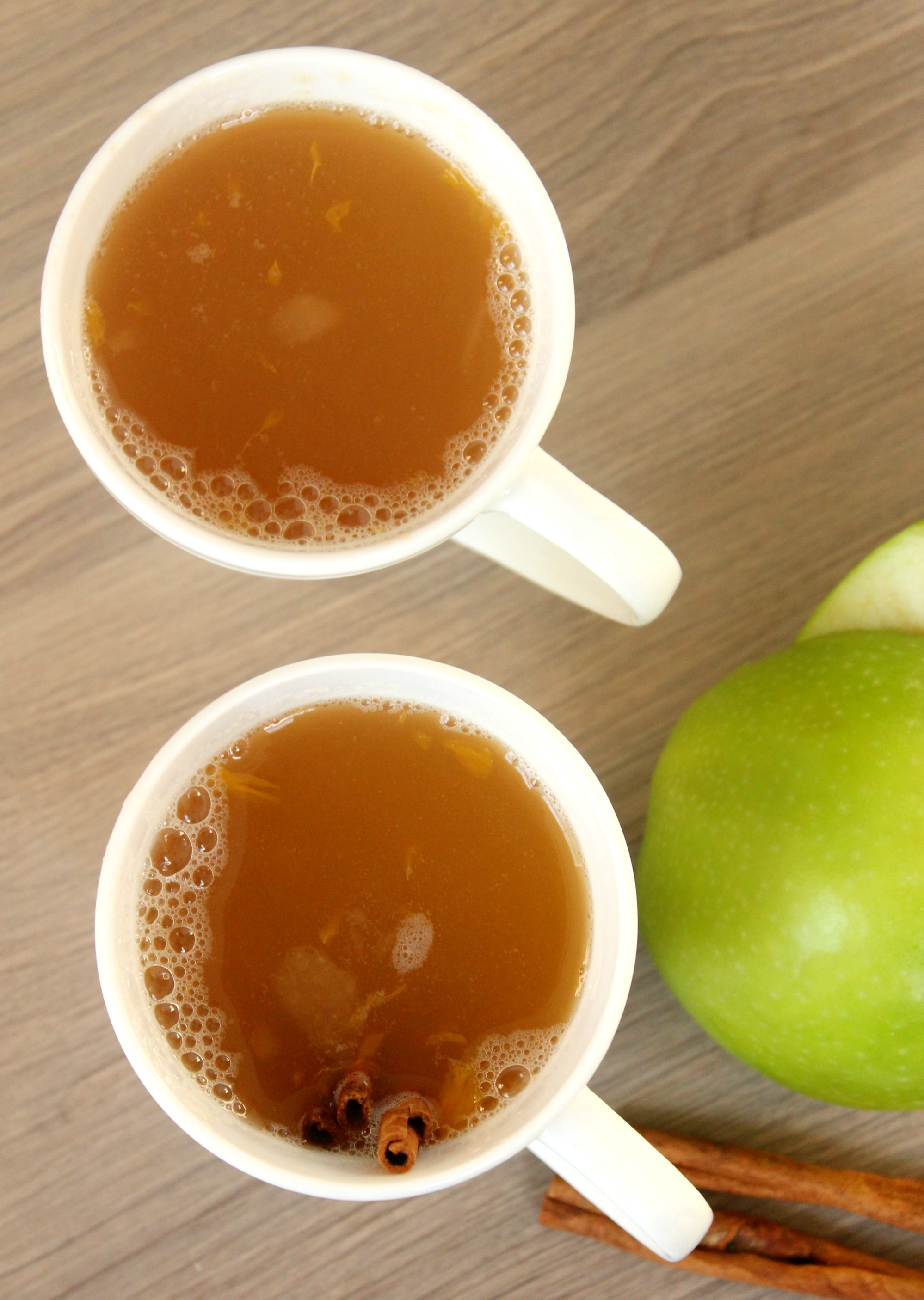 Homemade Slow Cooker Apple Cider Recipe