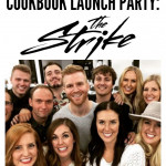 Cookbook Launch Party - The Strike
