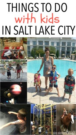 Things To Do with Kids in Salt Lake City, Utah