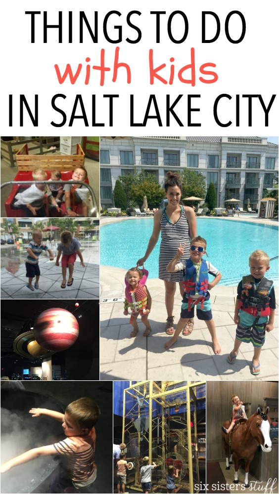 Fun Stuff In Salt Lake City