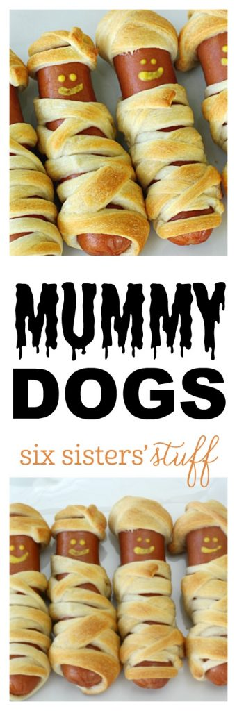 Mummy Dogs from SixSistersStuff