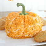 Pumpkin Cheese Ball 1