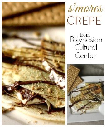 S'more Crepes Pinterest