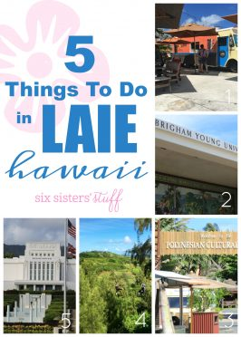 5 Things To Do With Your Family in Laie Hawaii