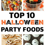 Top 10 Halloween Party Foods on SixSistersStuff