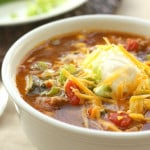 Turkey and Chipotle Chili