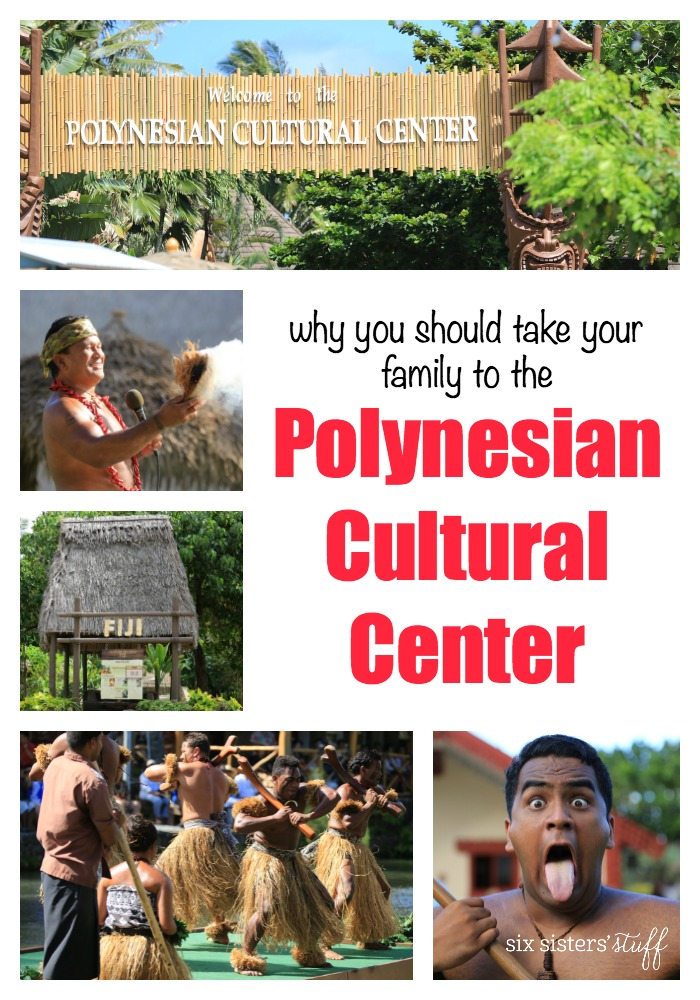 Why You Should Take Your Family to the Polynesian Cultural Center