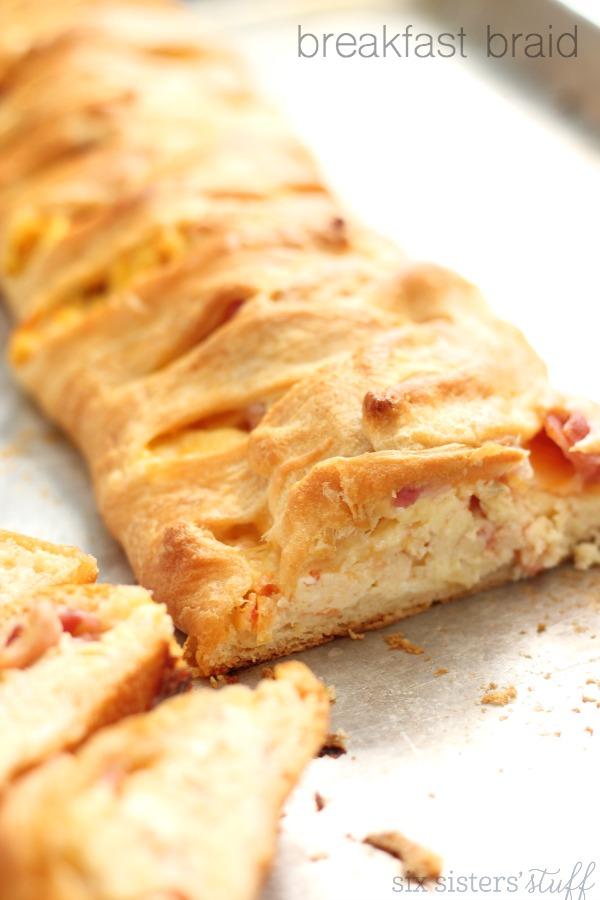 Breakfast Braid Recipe