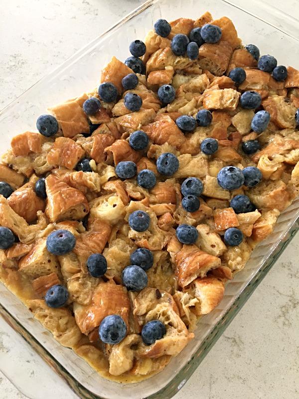 Croissant Bake 2
