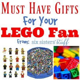 Must Have Gifts for Your Lego Fan