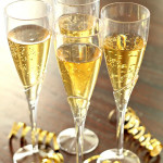 Mock Champagne - Holiday Bubble Drink Six Sisters Stuff