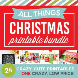 All-Things-Christmas Printable Bundle