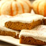 Pumpkin Sheet Cake Kroger 1