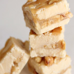 Salted Nut Roll Fudge Six Sisters Stuff