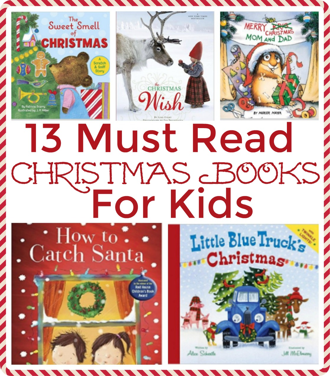 13 Must Read Christmas Books for Kids