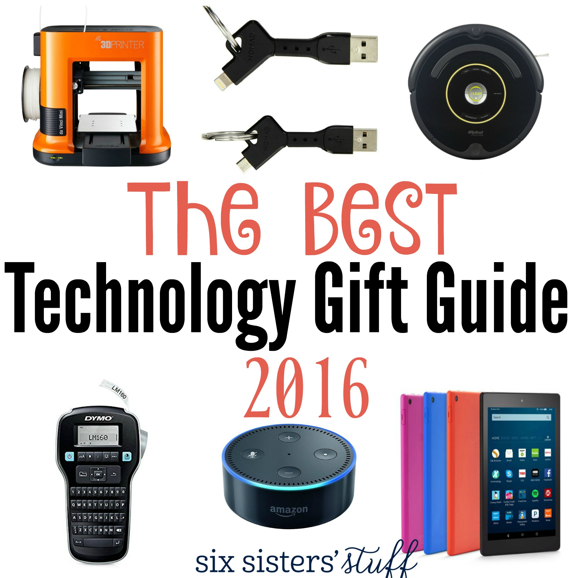 The Best Technology Gift Guide 2016