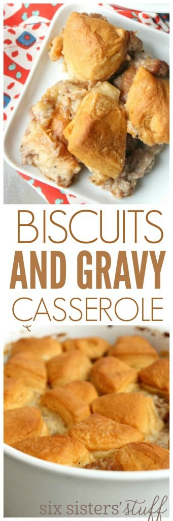 Biscuits and gravy 6