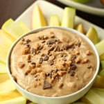 Caramel Apple Butter Dip 1