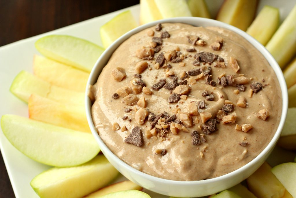 Caramel Apple Butter Dip 2