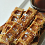French Toast Waffle Sticks on SixSistersStuff